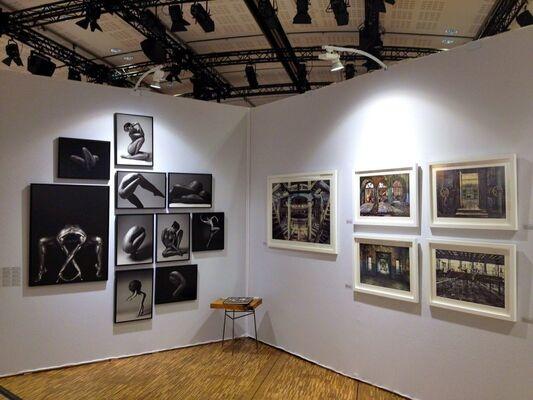 Artistics at fotofever Paris 2016, installation view