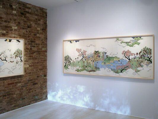 Asuka Ohsawa - XX, installation view