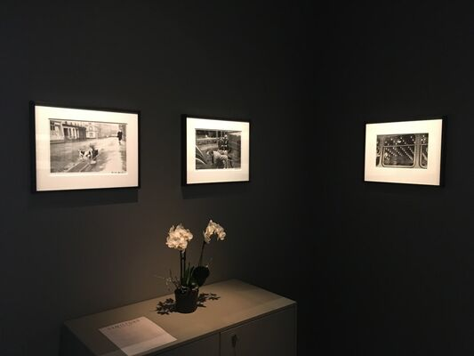 Hamiltons Gallery at Art Basel 2017, installation view