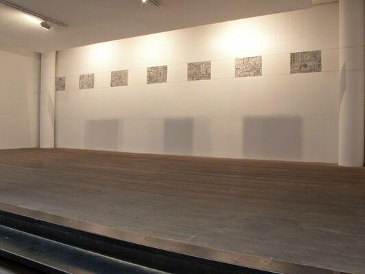 Diário do Capitão (Captain's Diary) / Wagner Malta Tavares, installation view