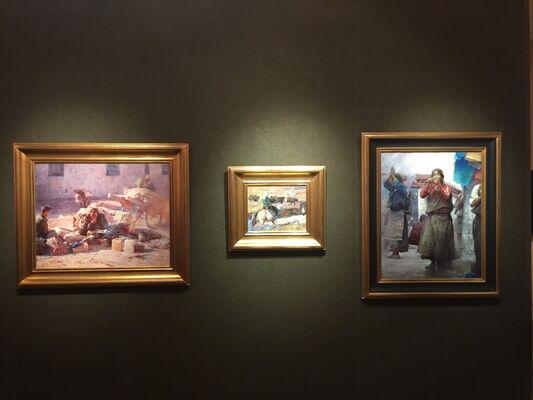 Huihan Liu: Journeys to Tibet, installation view