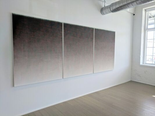 Chinese Abstraction, installation view