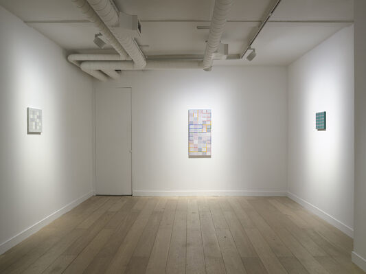 Fred Sorrell: Long Tide, installation view