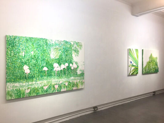Lin-Yuan Zeng Solo Exhibition|One of Those Days, installation view