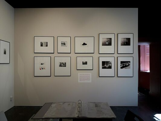 ART+TEXT Budapest at Photo London 2018, installation view