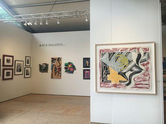 ACA Galleries at Market Art + Design 2016, installation view