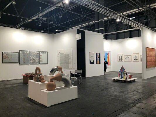 80M2 Livia Benavides at ARCOmadrid 2019, installation view