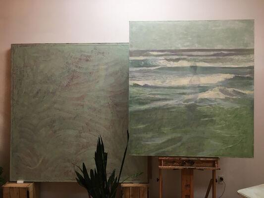 David Molesky   /  Her, installation view