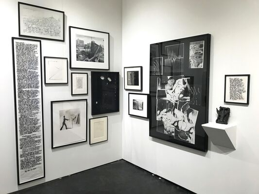 Anglim Gilbert Gallery at UNTITLED, San Francisco 2018, installation view