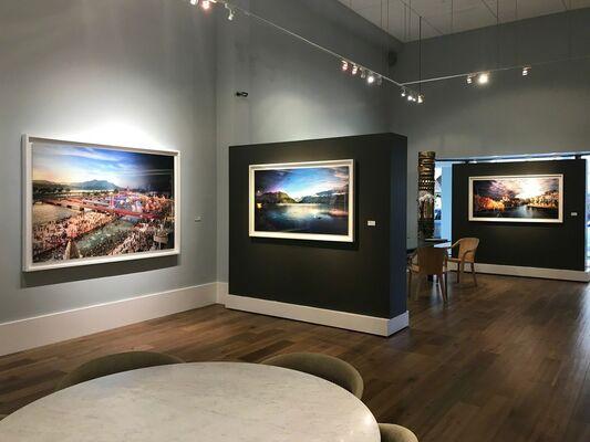 Stephen Wilkes, installation view