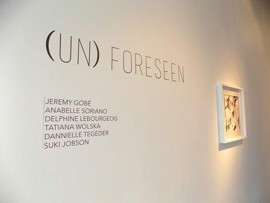 (UN)Foreseen, installation view