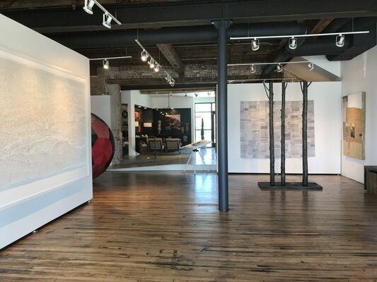 New West, installation view