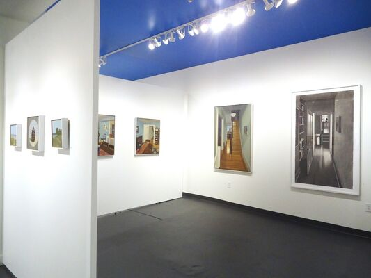 Chris Feiro, installation view