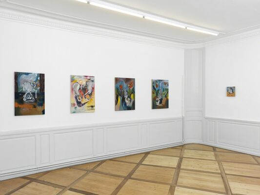 Michael Hilsman - The Softest Bullet, installation view