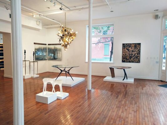 Paradox: Industrial Nature, installation view