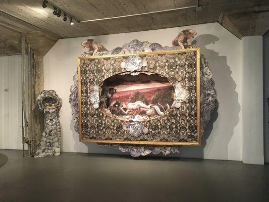 Portals of Wonder, installation view