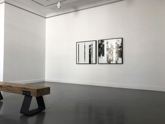 Glit | Richard Mason, installation view