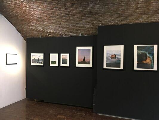 Op Vlieland, installation view