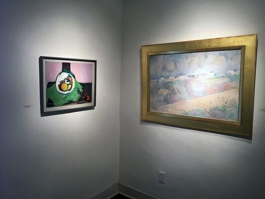 Modern Art in Taos - The Second Chapter, installation view