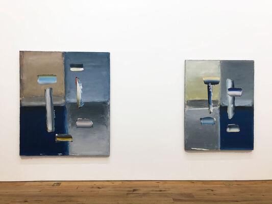 Anna Leonhardt, installation view