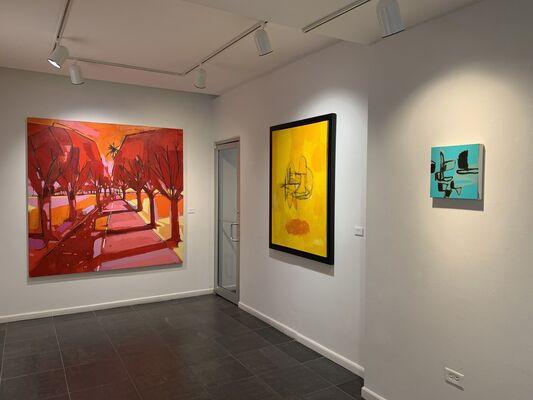 4 por Tres, installation view