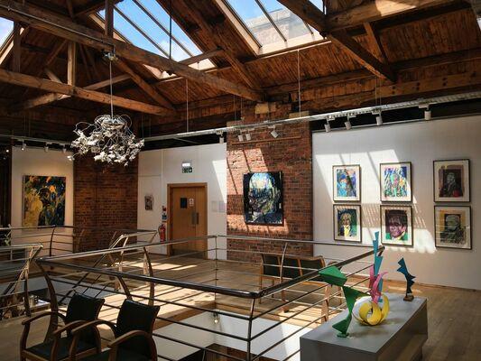 The Summer Exhibition 2018, installation view