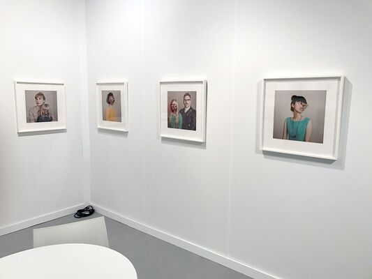 De Soto Gallery at The Photography Show 2017, presented by AIPAD, installation view