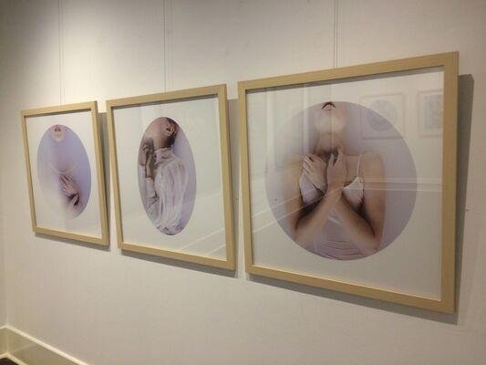 Meg Cowell: Deeper Water, installation view