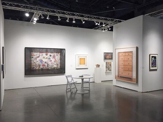 Elizabeth Leach Gallery at Seattle Art Fair 2019, installation view