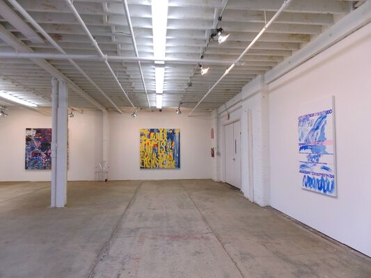 PAM GLICK: Thank You For Having Me, installation view