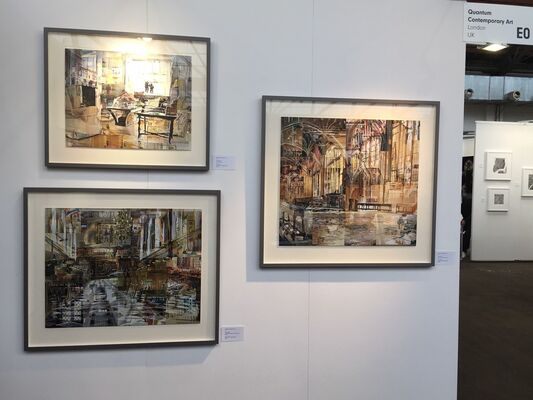 Affordable Art Fair, Brussels, installation view