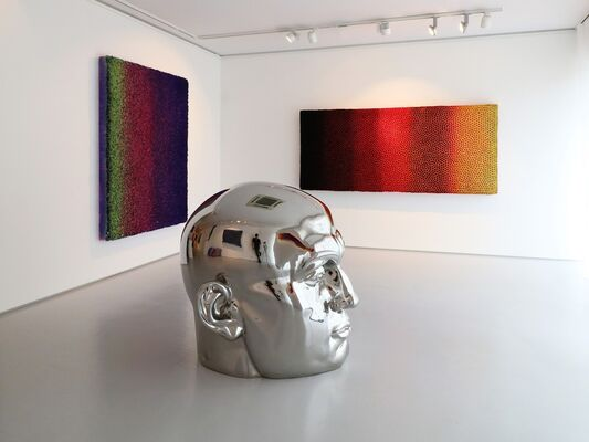 Colour Explosion, installation view