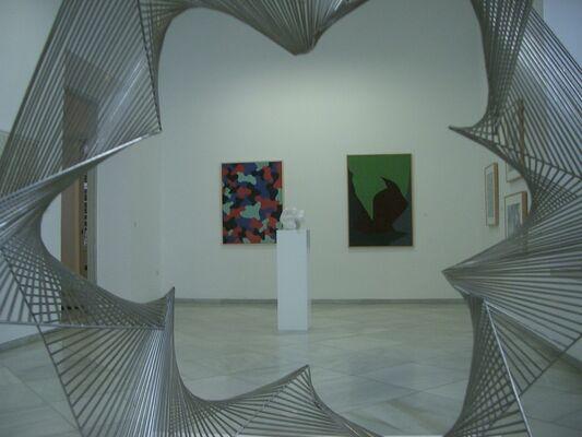 Rafael Ortiz at ARCOmadrid 2016, installation view