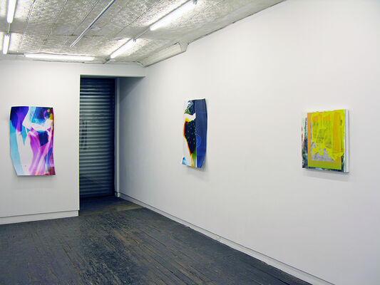Within Between, installation view