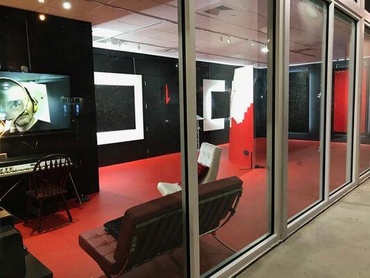Stargate | WALLS, installation view