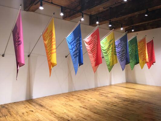 Eldon Garnet: Memories of Tomorrow, installation view