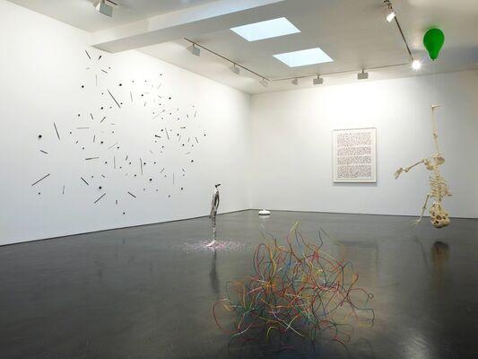 Tom Friedman, installation view