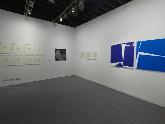 ONIRIS - Florent Paumelle at VOLTA NY 2018, installation view
