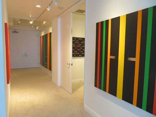 Shape and Color, installation view