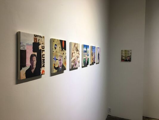 The gaze: to see and to be seen, installation view