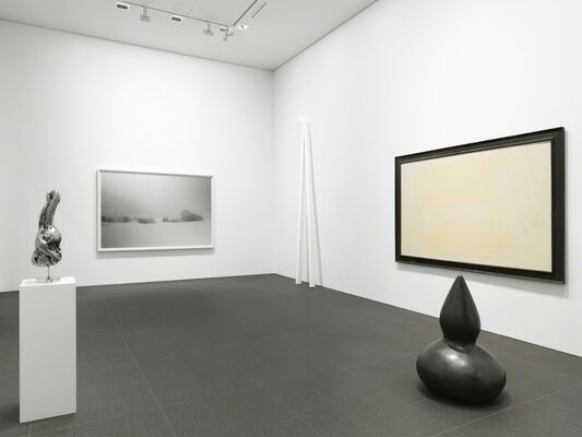 BLACK'N'WHITE, installation view