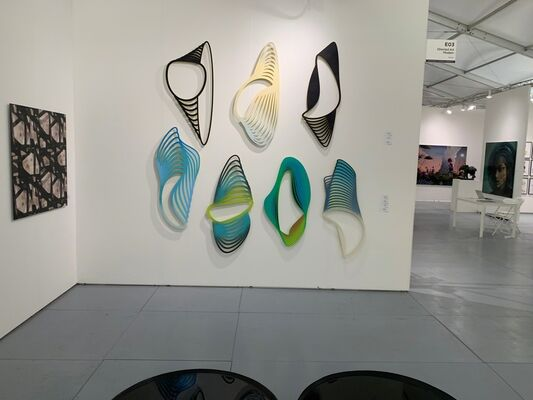 The Directed Art Modern at SCOPE Miami Beach 2018, installation view