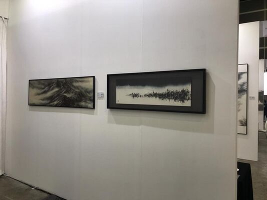 Artify Gallery at Fine Art Asia 2019, installation view