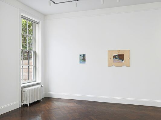 Andrew Kerr, installation view