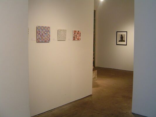Manhattan Transfer, curated by John Weber, installation view