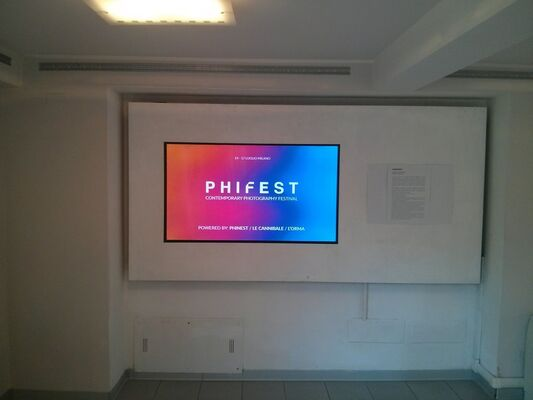 Phifest Preview | Contemporary Photography Festival, installation view