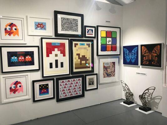 Taglialatella Galleries at SCOPE Miami Beach 2017, installation view