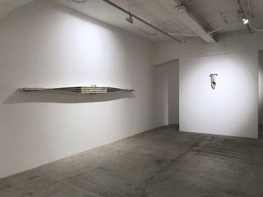 "Yoshinobu Nakagawa, ""Light Pot"", installation view"