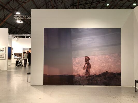Galerie XII at photo l.a. 2020, installation view