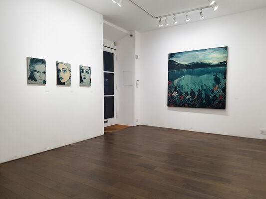 Traces of You, installation view